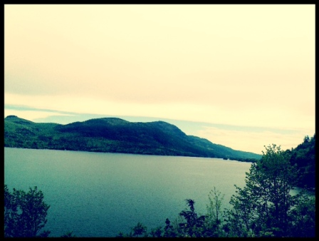 Beautiful Lake George at the Silver Bay YMCA